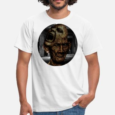 Body Sculpture schizophrenia - Men's T-Shirt