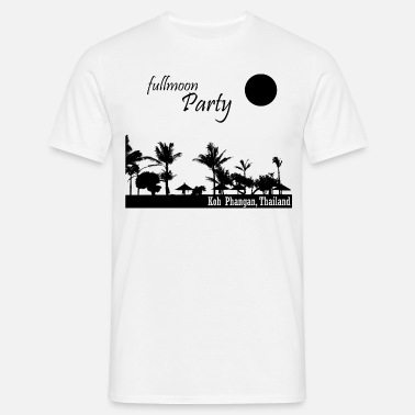 Full Moon Party Full Moon Party - T-shirt Homme