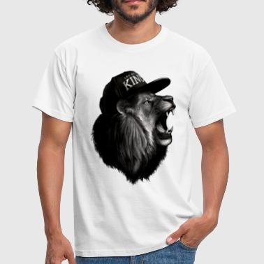 Black And White Collection KNGOFDAHOOD - Männer T-Shirt