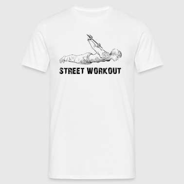 street workout - T-shirt Homme