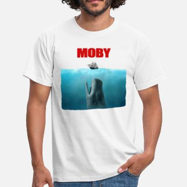 Jaws Moby - T-shirt Homme