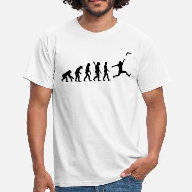 Boomerang Evolution of boomerang - Männer T-Shirt