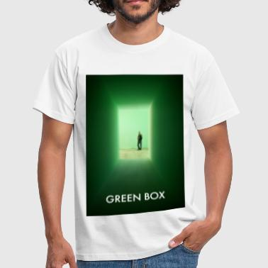 Green Box Flash - Photographie - T-shirt Homme