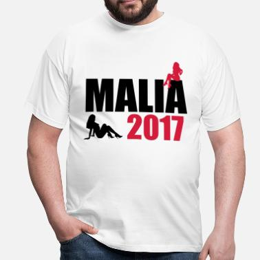 Dirty Stag Party Malia 2017 - Men's T-Shirt