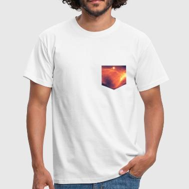Pocket Space - Men's T-Shirt