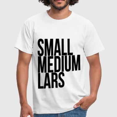 Small Medium Lars (T-Shirt) - T-shirt herr