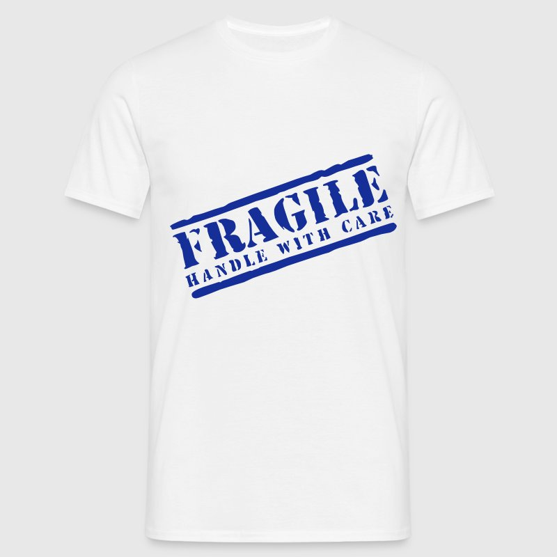 Fragile handle with care - Camiseta hombre