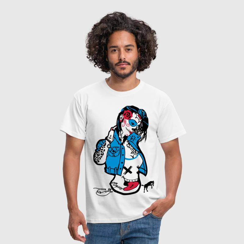 Sugar Girls (onwhite) - Men's T-Shirt