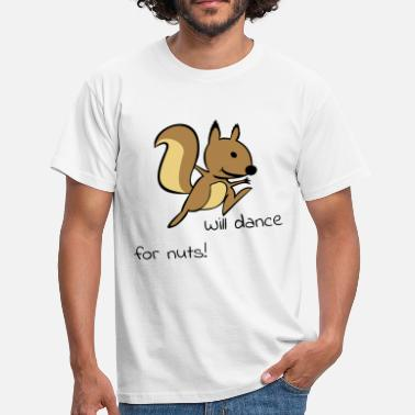 Squirrels Baum Squirrel - Männer T-Shirt
