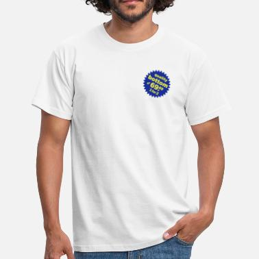 Quote Quality Bottom - Men's T-Shirt