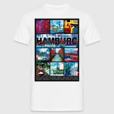 suchbegriff 39 collage 39 t shirts online bestellen spreadshirt. Black Bedroom Furniture Sets. Home Design Ideas