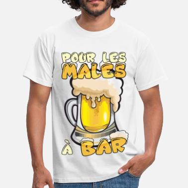 Males a bar - T-shirt Homme