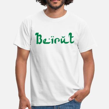Beirut BEIRUT - Men's T-Shirt