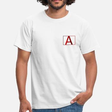 Løbehjul Team apeks verified merch - T-shirt mænd
