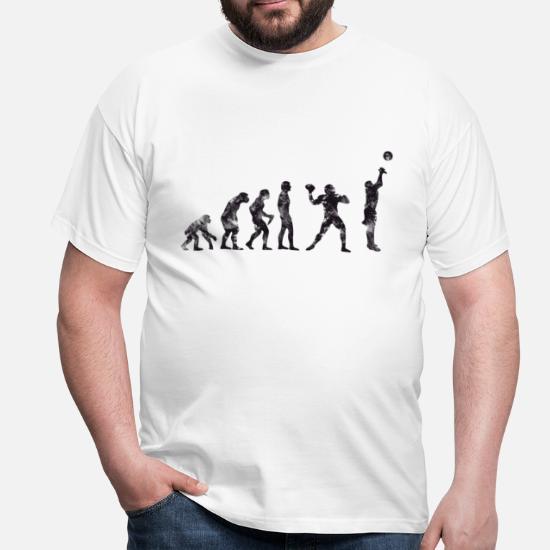 f826a9eda0be Basket-ball Evolution Basketball Basket T-shirt Homme | Spreadshirt