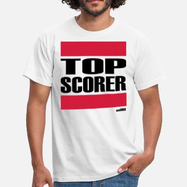 Scories SCORER TOP - T-shirt Homme
