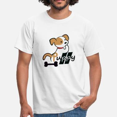Chiot Chiot Chiot Labrador Chiot - T-shirt Homme