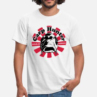 Carp Hunter carp hunter - Men's T-Shirt