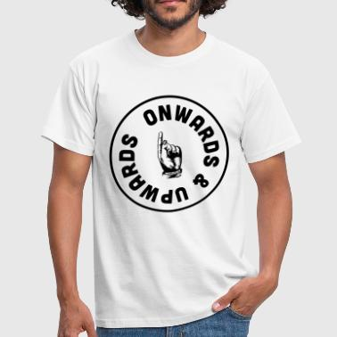 onwards & upwards - Men's T-Shirt