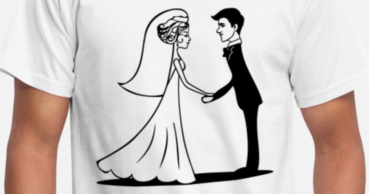 Heirat glücklich von Motiv-Lady | Spreadshirt