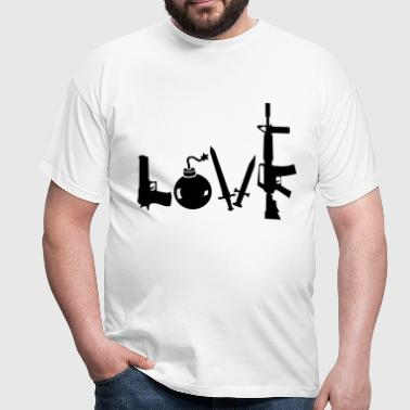 love army - T-shirt Homme