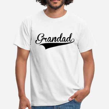 Family Grandad Grandad - Men's T-Shirt