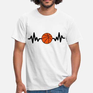 Ball Is Life Basketball basket basketball is life - Camiseta hombre
