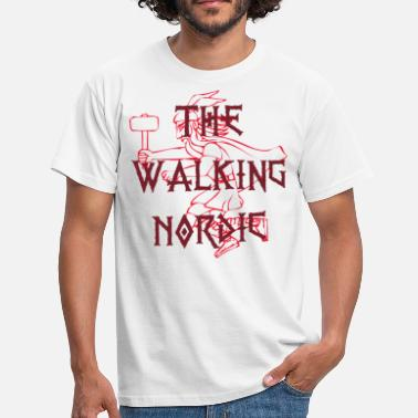 Nordic-walking Le Nordic Walking - T-shirt Homme