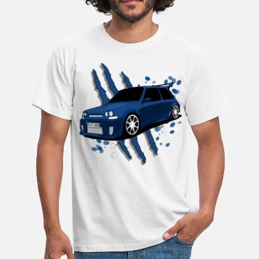 R5 R5GT - T-shirt Homme
