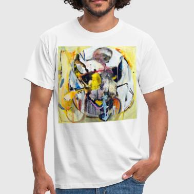 Cartoon Bubble (Bull Series) - Männer T-Shirt