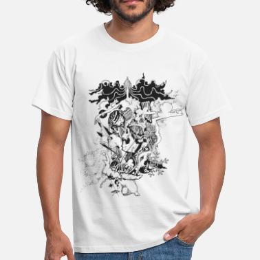 Snow Queen Snow Queen - Men's T-Shirt