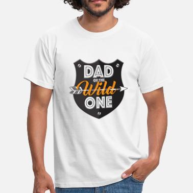 Father of the Wild - Gift - Men's T-Shirt