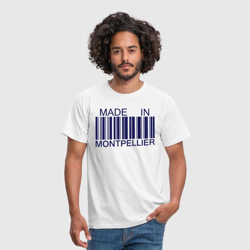 Made in Montpellier 34 Hérault - T-shirt Homme