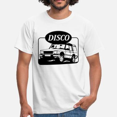 Land Rover Landie Disco - Autonaut.com - Men's T-Shirt