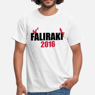 Faliraki Rhodes Faliraki Greece Holiday sexy - Men's T-Shirt