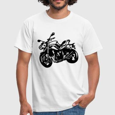 Vélo nu moto Streetfighter - T-shirt Homme