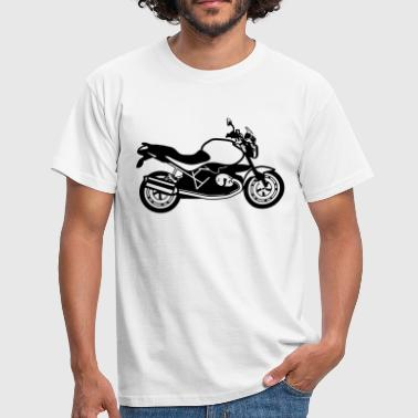 motorcycle Roadster - Men's T-Shirt