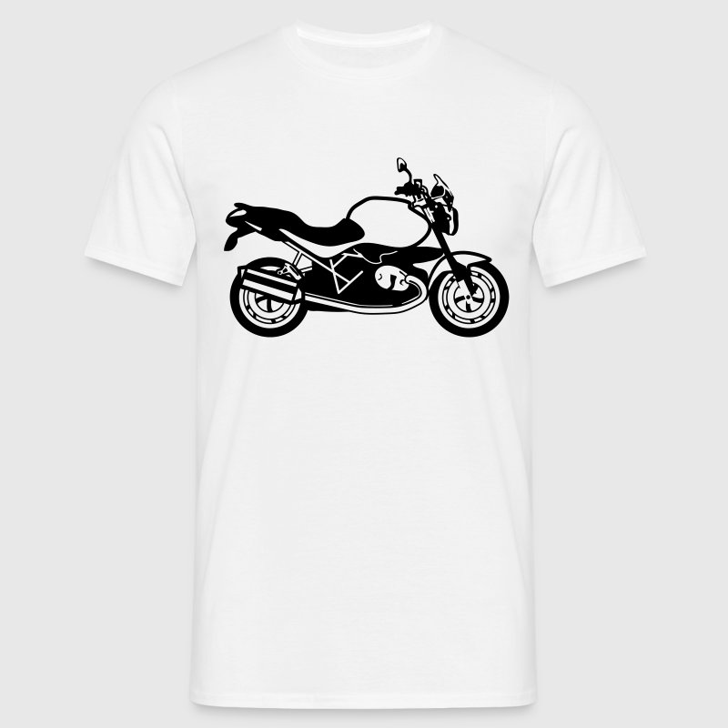 moto Roadster - T-shirt Homme