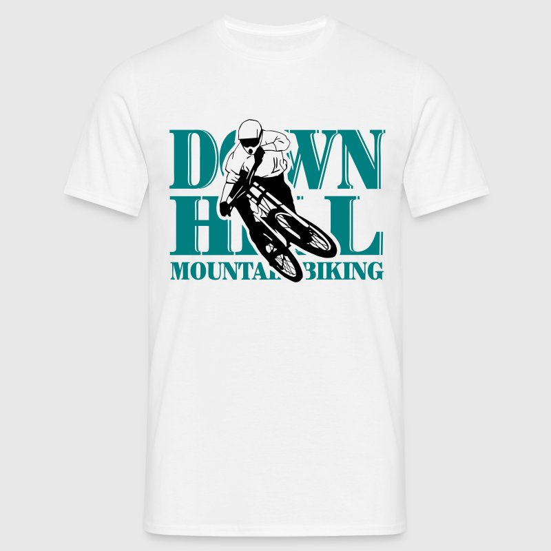 Downhill - Mountainbiking - Camiseta hombre