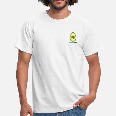 Aguacate aguacate - Camiseta hombre
