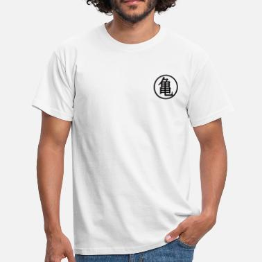 Dragonball Dragon Ball Kame House - Männer T-Shirt