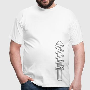 Coilovers - Men's T-Shirt
