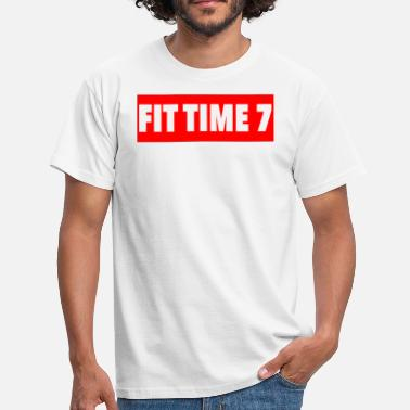 Red Sox Fit Time Seven Red - T-shirt Homme