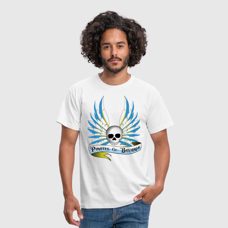 Pirates of Bavaria - Männer T-Shirt
