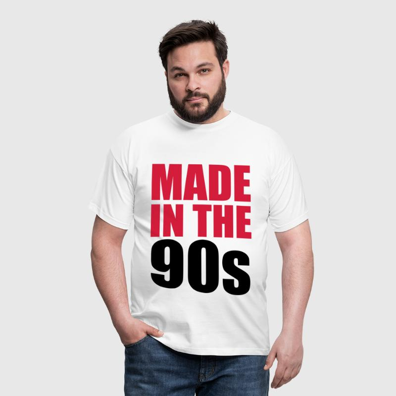 Made In The 90s - Camiseta hombre