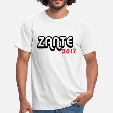 Zante Zante 2017 - Men's T-Shirt