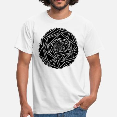Tribal Tattoo Tribal Motif - T-shirt herr