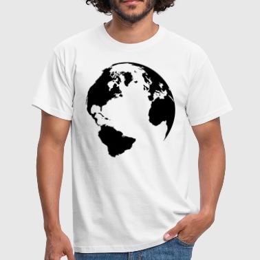 world - Männer T-Shirt