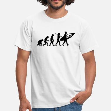 Surfer su01 surfer evolution - Men's T-Shirt