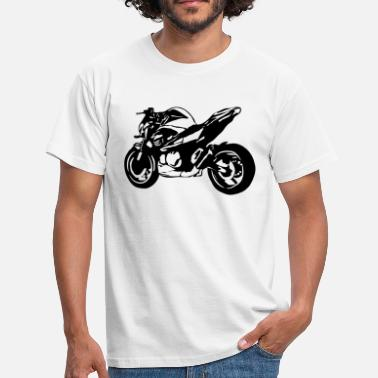 Naked Bike motorcycle Naked Bike - Men's T-Shirt